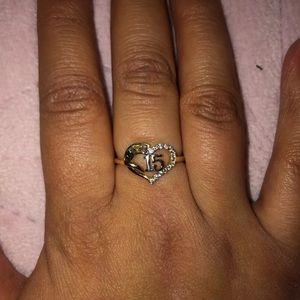Jewelry - 15 ring